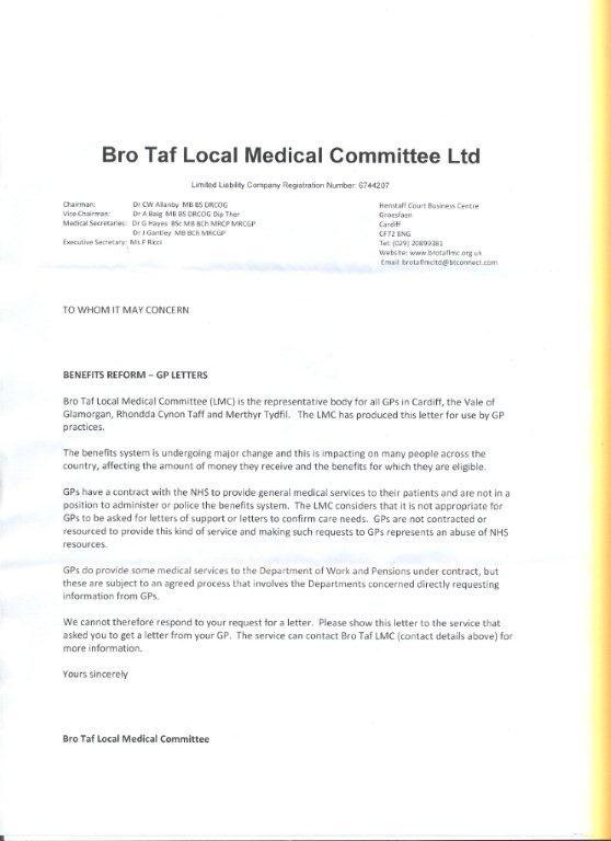 Bro Taff Medical 001